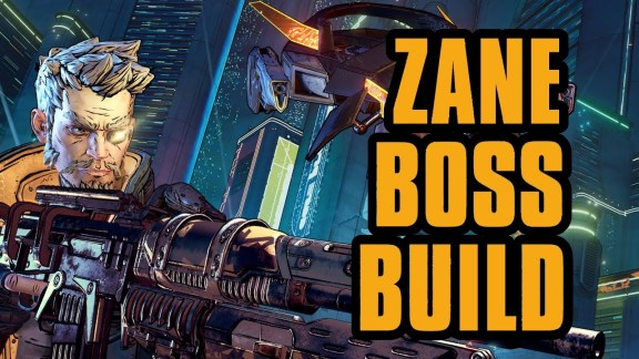 Zane - Boss Build