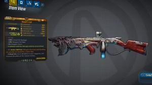Borderlands 3 Legendary Jakobs Assault Rifle - Rowan's Call