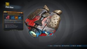 Borderlands 3 Legendary Operative Class Mod - Antifreeze