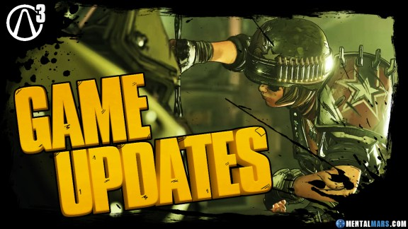 Borderlands 3 Hotfix and Patch Updates