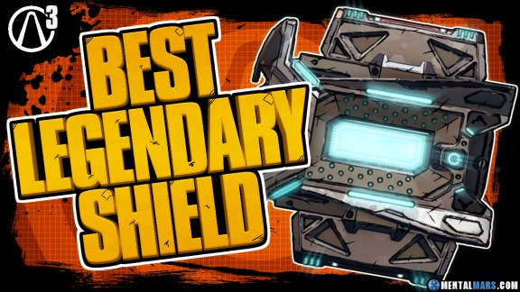 Best Legendary Shields - Borderlands 3