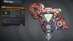 Borderlands 3 Legendary Pangolin Shield - Big Boom Blaster
