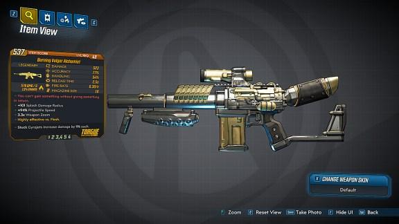 Borderlands 3 Legendary Torgue Assault Rifle - Alchemist