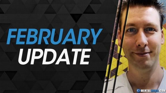 February Update - MentalMars