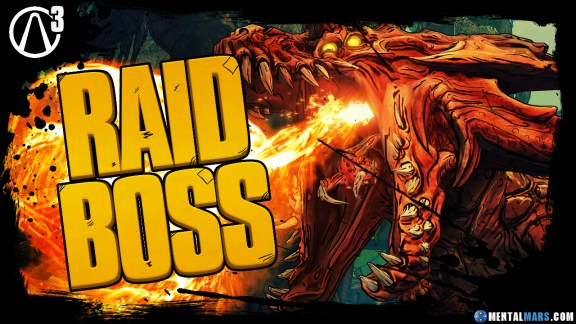 Raid Bosses - Borderlands 3