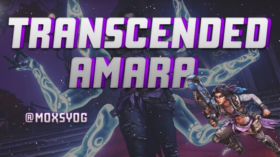 Amara - Transcended Build - Borderlands 3