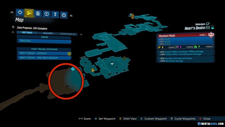 Best DLC2 Legendary Farm Location - Borderlands 3