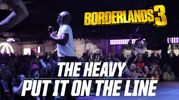 Borderlands 3 Intro Song - The Heavy - Put it on the Line