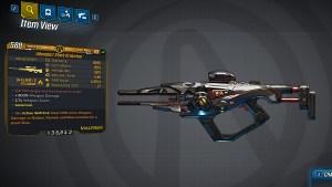 Borderlands 3 Legendary Maliwan Sniper Rifle - Krakatoa