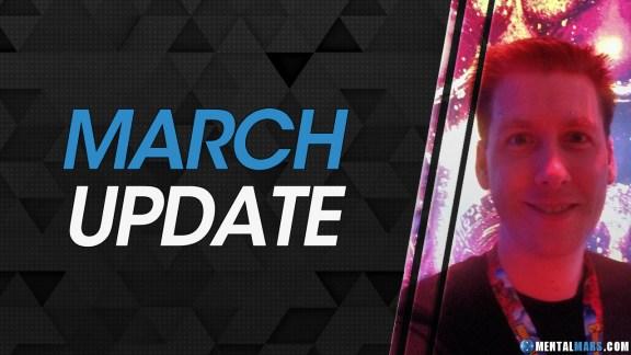 March Update - MentalMars