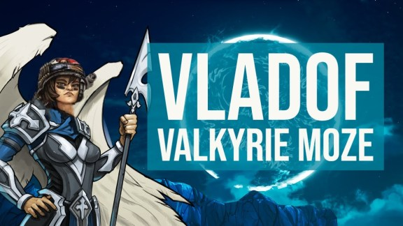 Moze - Vladof Valkyrie Build - Borderlands 3