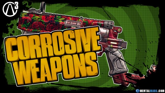 Best Corrosive Weapons in Borderlands 3