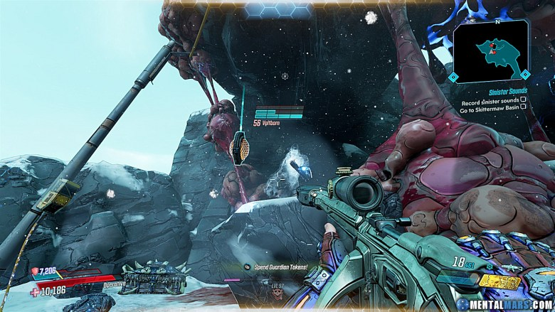 Voltborn - Rare Spawn Enemy - Borderlands 3 DLC 2
