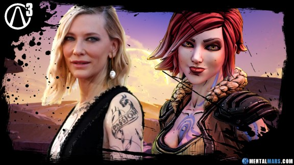 Borderlands Movie: Cate Blanchett as Lilith