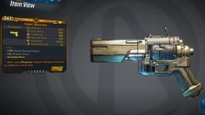 Borderlands 3 Legendary Torgue Pistol - Devastator