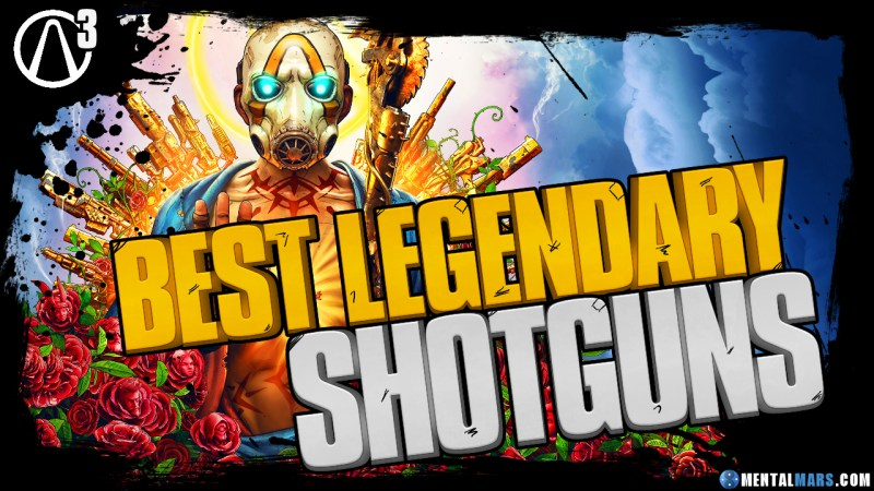 Borderlands 3 Best Legendary Shotguns