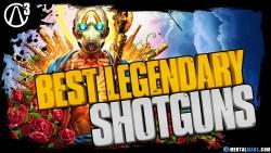 Borderlands 3 Best Legendary Shotguns