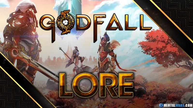 Godfall Game Lore