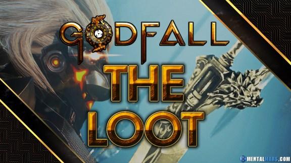 The Loot of Godfall