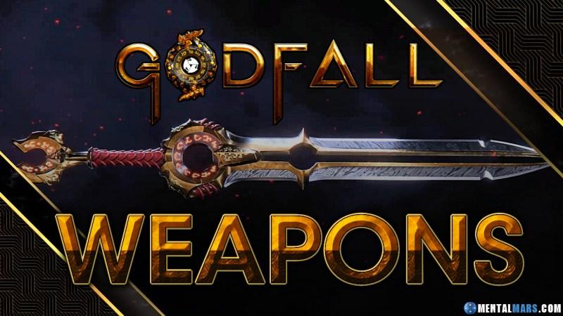 Godfall Weapons