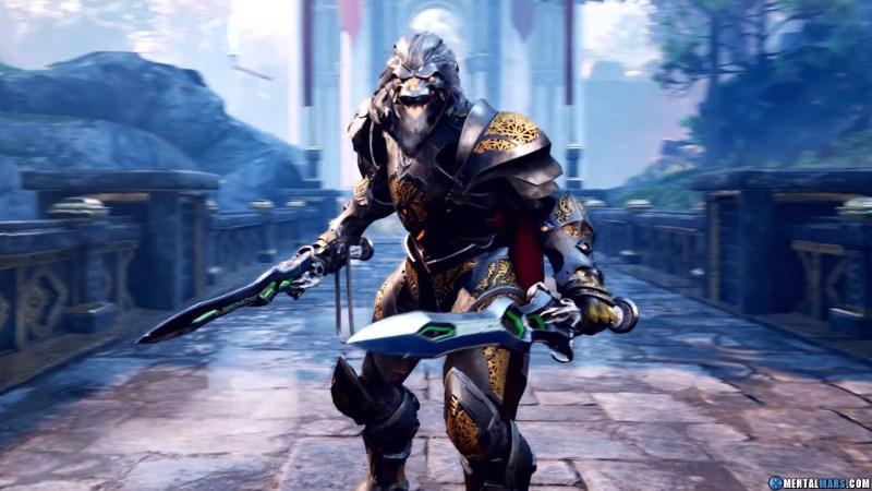 Godfall Dual Blades Weapon Class