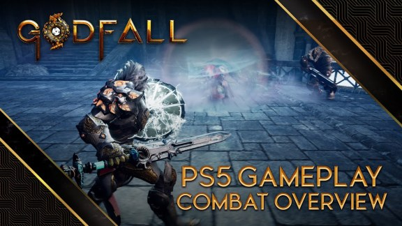 Godfall PS5 Gameplay Combat Overview