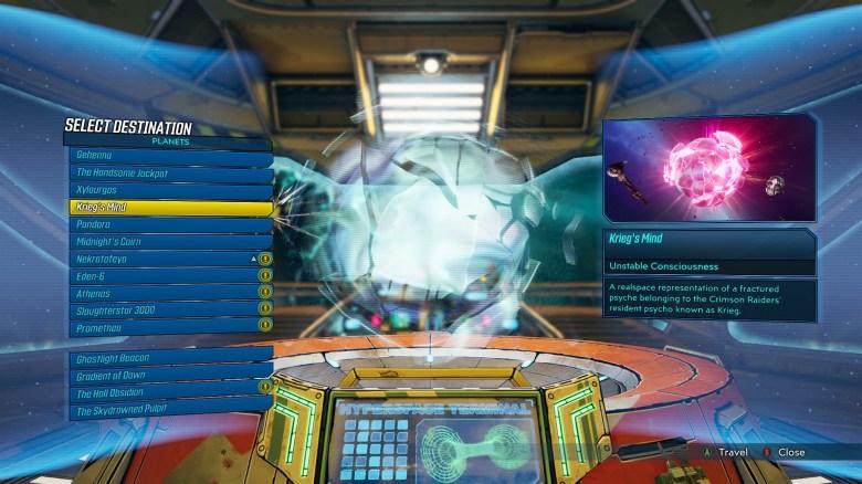 BL3 DLC4 Planet
