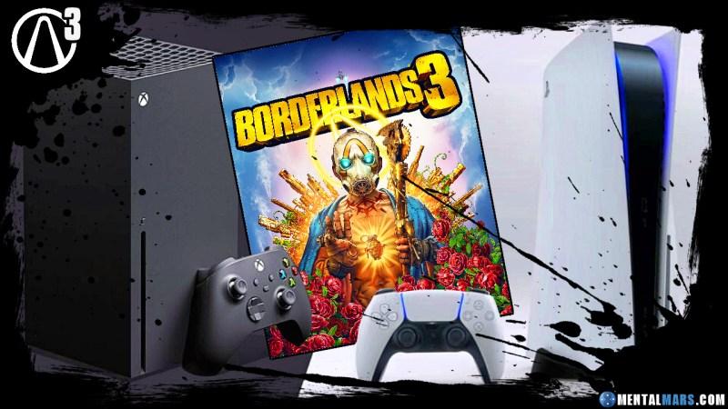 Borderlands 3 Free Upgrade On Ps5 Xbox Series X S Explained Mentalmars