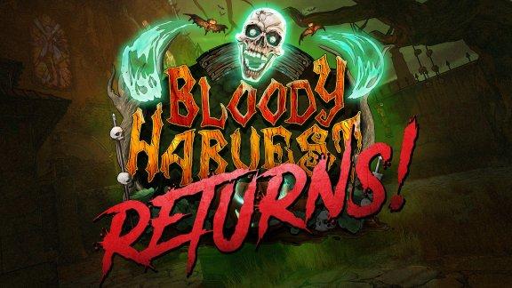 Bloody Harvest Returns - Borderlands 3 Event