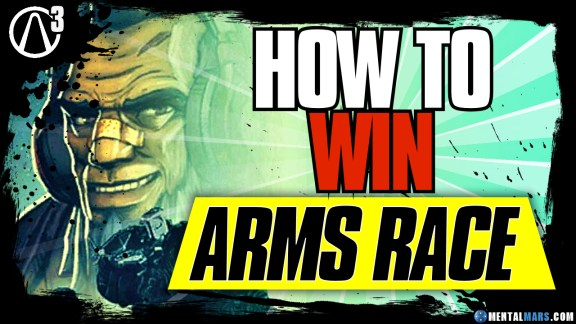 How to win Arms Race - Borderlands 3