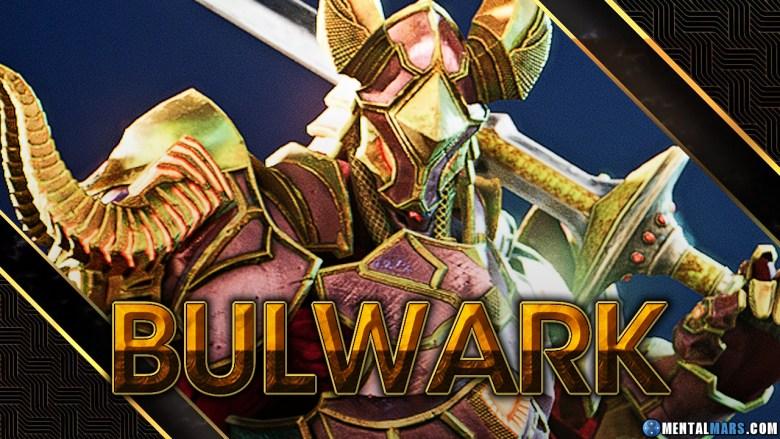 Godfall Bulwark Valorplate