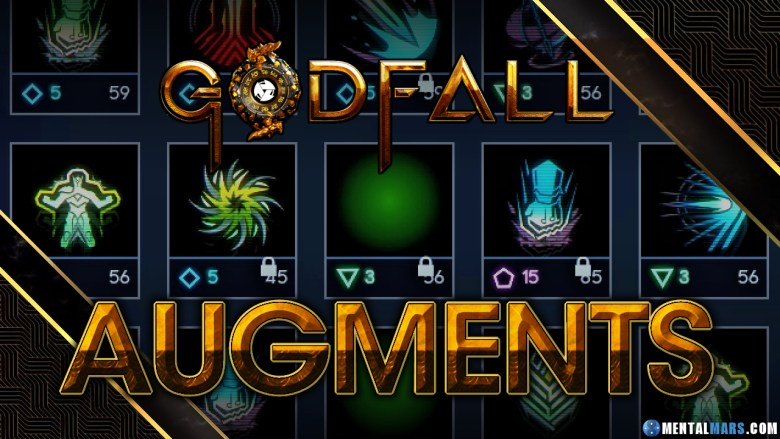 Godfall Constellation Augments