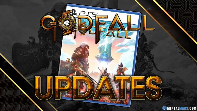 Godfall Game Updates