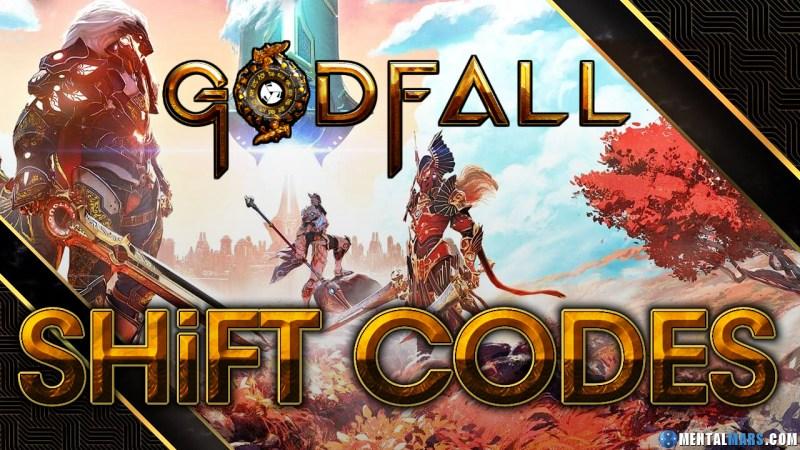Godfall SHiFT Codes