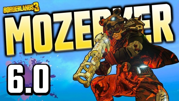 Moze - Mozerker 6 .0 Build - Borderlands 3