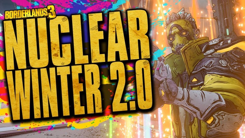 Zane - Nuclear Winter 2.0 Build - Borderlands 3