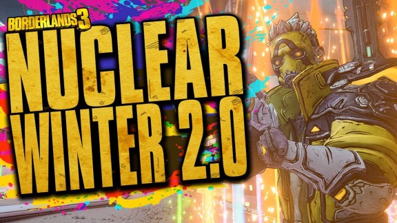 Zane - Nuclear Winter 2.0 Build - Borderlands 3
