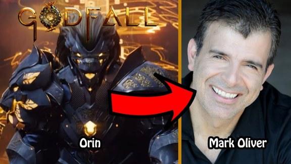 Godfall Voice Actors