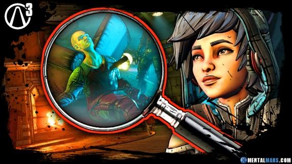 Ava Murder Mystery - Borderlands 3 Directors Cut DLC 6