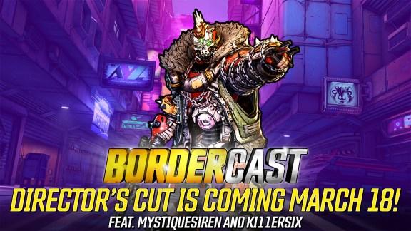 Bordercast 02 11 2021