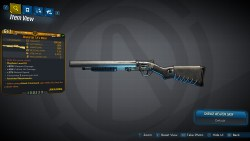 Borderlands 3 Legendary Jakobs Shotgun - T.K's Wave - LVL60