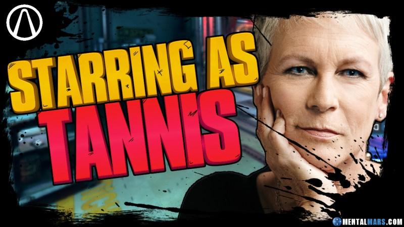 Borderlands Movie - Jamie Lee Curtis as Tannis