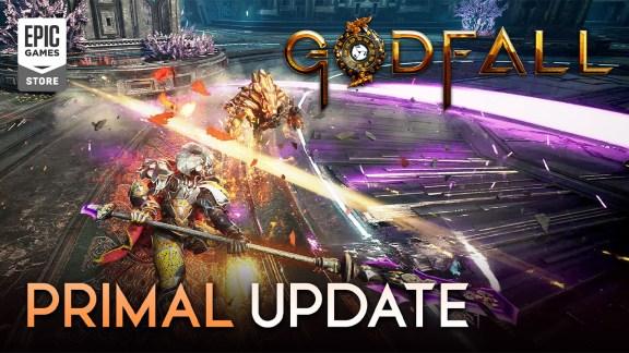 Godfall Primal Update