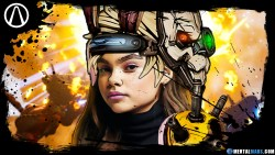 Ariana Greenblatt as Tiny Tina - Borderlands Movie