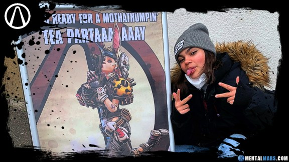 Borderlands Movie Lot Photo Tiny Tina