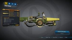 Borderlands 3 Legendary COV Rocket Launcher - Mechanic