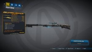 Borderlands 3 Legendary Jakobs Sniper Rifle - Ionic Disruptor