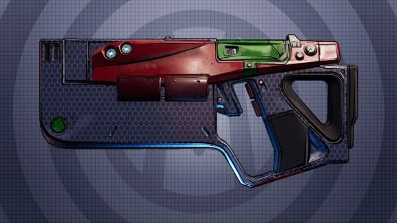 Borderlands 3 Legendary Pistol - Free Radical