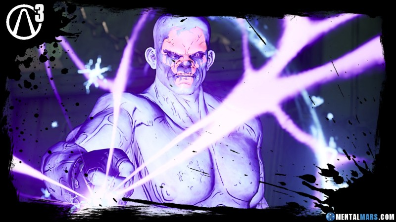 Borderlands 3 - Named Enemy - Muldock the Anointed