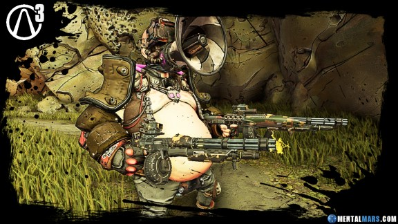 Borderlands 3 - Target of Opportunity - Heckle and Hyde